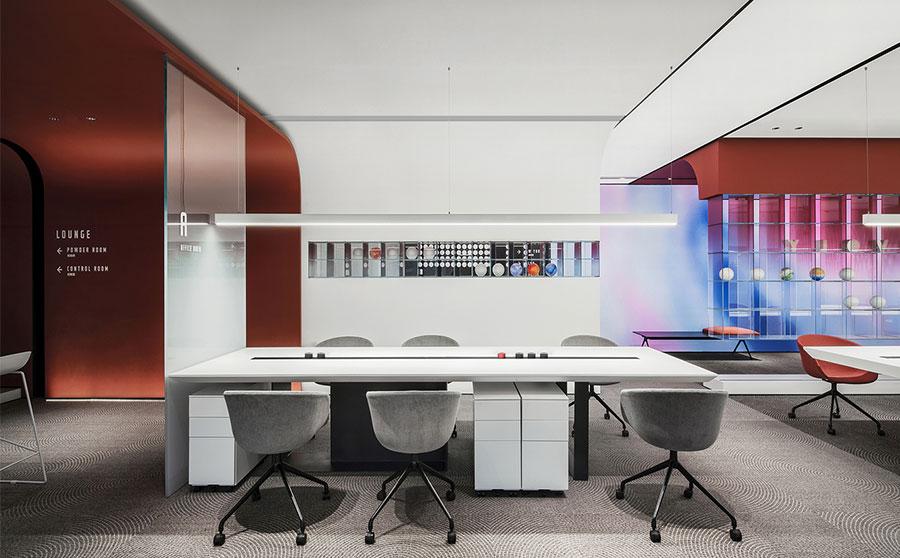 办公空间家具