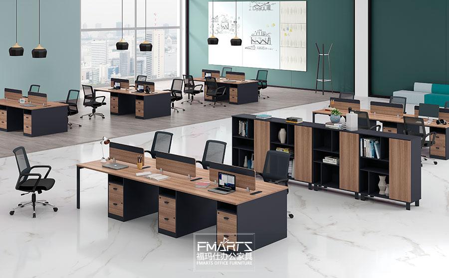 维加系列板式职员办公桌