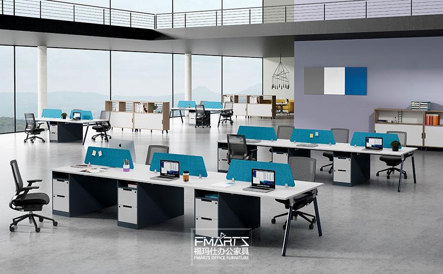 维德系列办公室职员桌