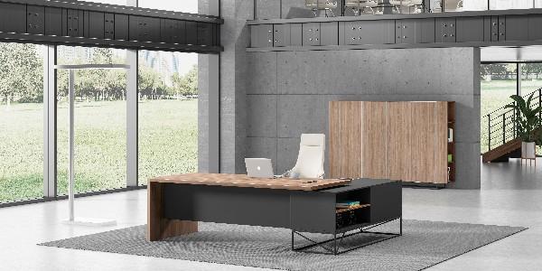 板式办公家具的多样美