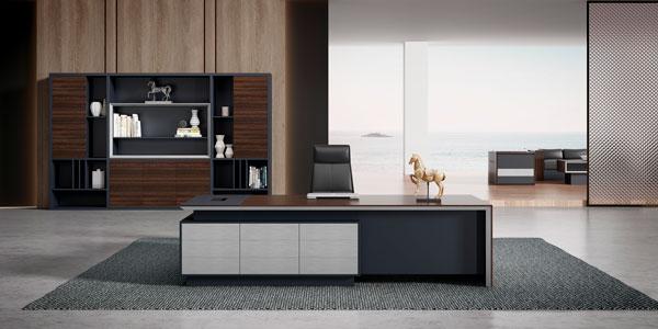 论老板办公室家具空间设计的重要性