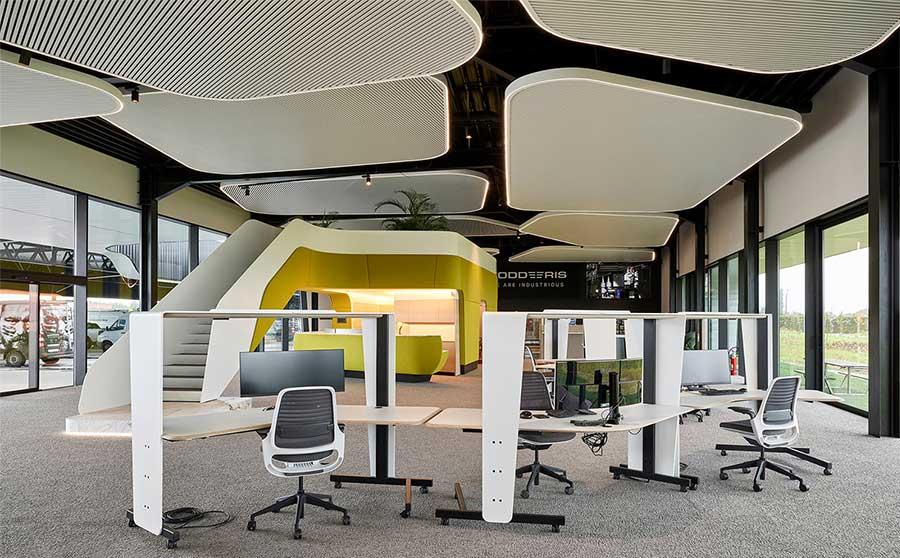 优秀办公空间案例赏析