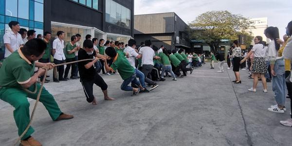 凝聚力量,全员发力|福玛仕办公家具的劳动节很给力!