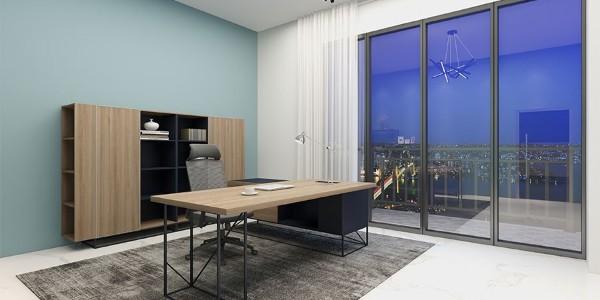 【经理室办公室】家具设计配套方案