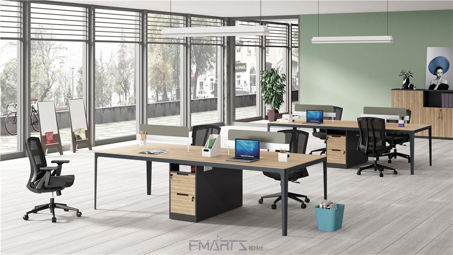 办公室员工桌椅