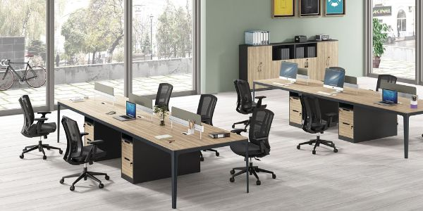 抓住年轻人的心,办公室家具搭配很讲究