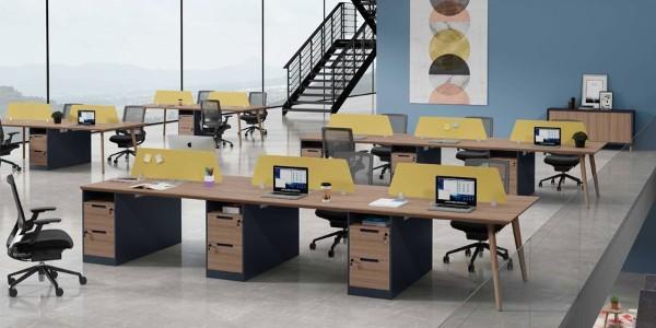 办公生活化改变办公家具的设计理念