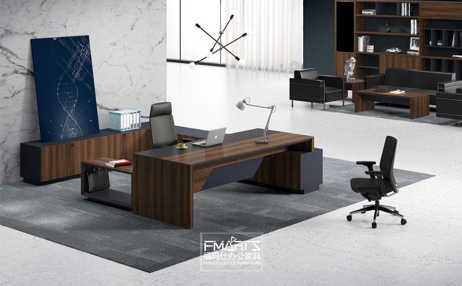 板式经理办公桌
