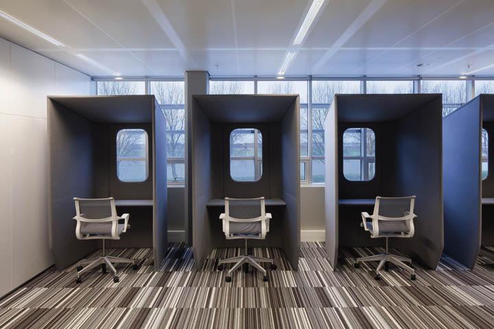 独立办公室家具