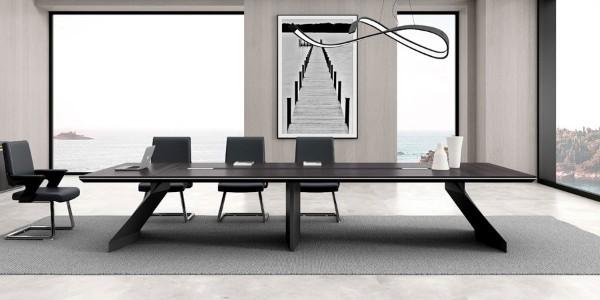 办公室装修之办公室家具的搭配方法