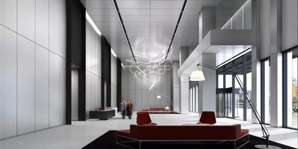 银川建发集团大阅城办公楼总部设计欣赏