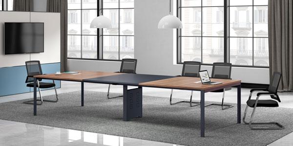 福玛仕办公家具|维加系列会议桌实物展示视频