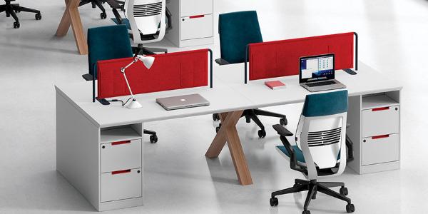 """福玛仕推出简格系列办公家具 办公室""""享受""""时光"""