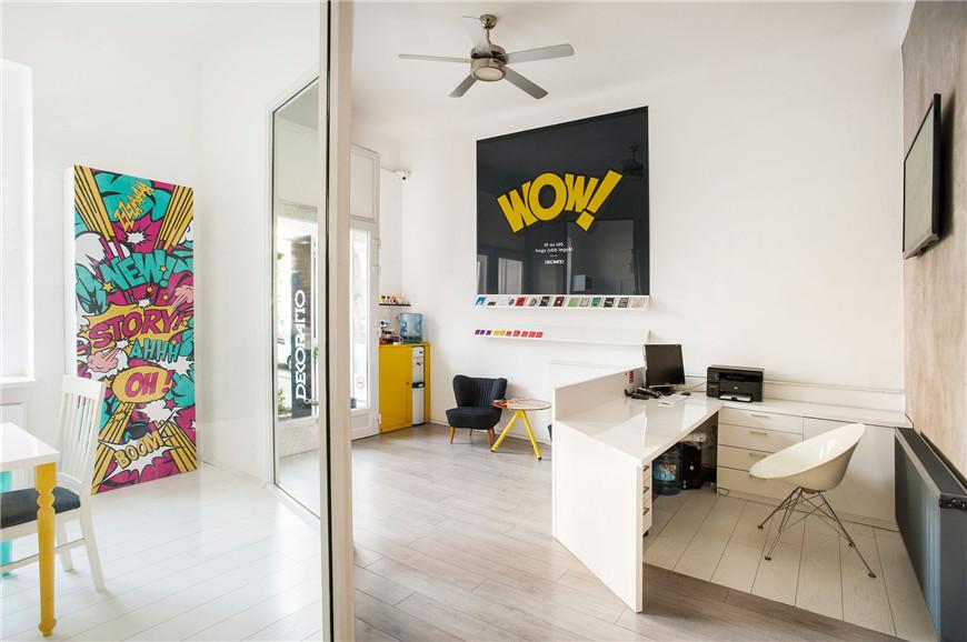 个人工作室办公家具