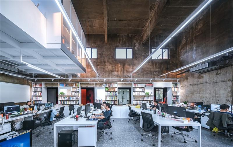 工业风办公室设计