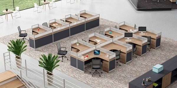 不同空间设计的办公家具配置清单来啦