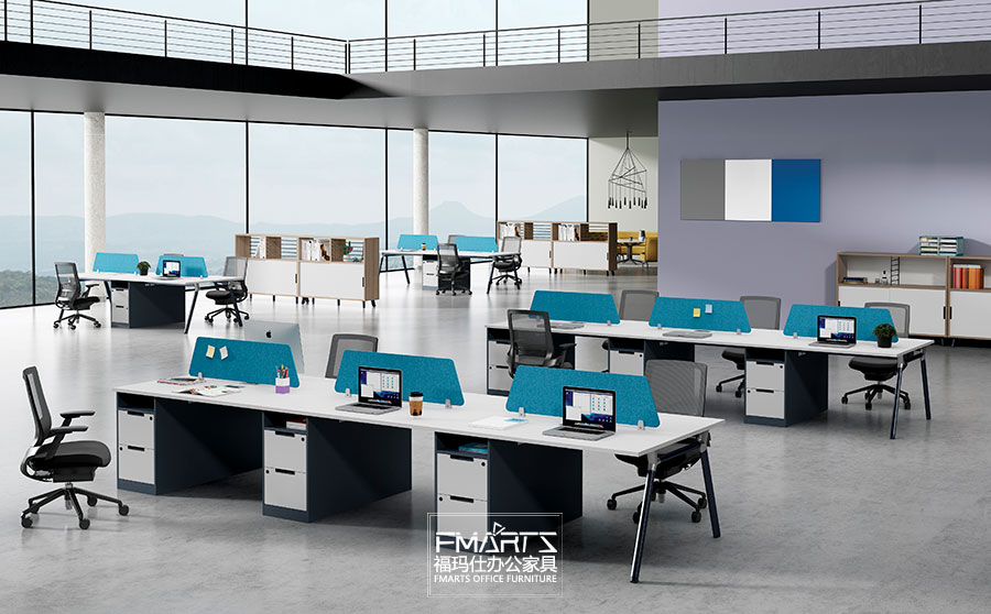 办公室职员桌
