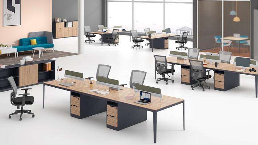 设计美学+办公家具打造专属办公空间