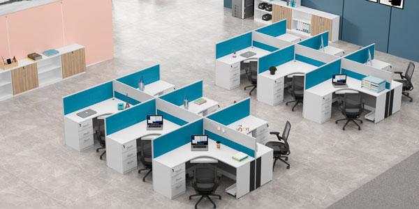 办公家具多元化│ 追求让思维更加专注的元素