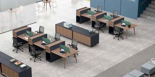 订做现代办公家具的中山办公家具厂