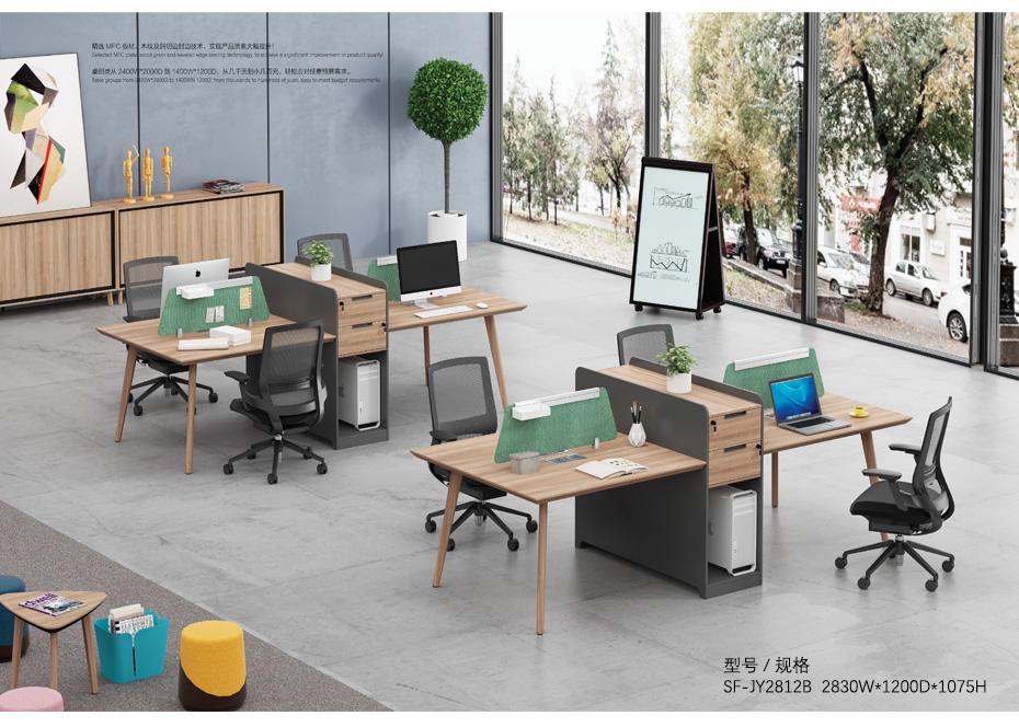 办公职员桌_02