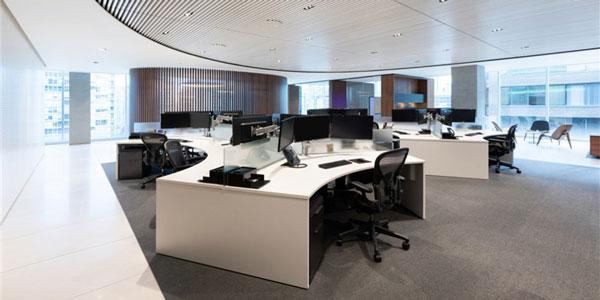 国外办公家具运用案例欣赏:温哥华Constantini现代风格办公室