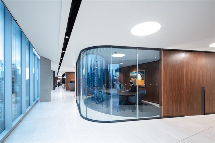 现代办公家具应用