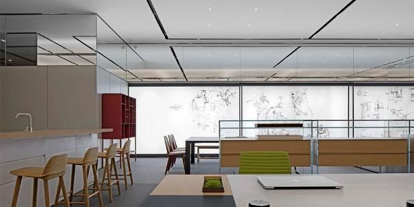 优秀办公空间赏析:OPPO ID工业产品设计部办公室