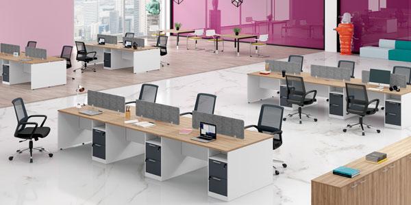 简洁干净的办公室空间怎么布局才合理?