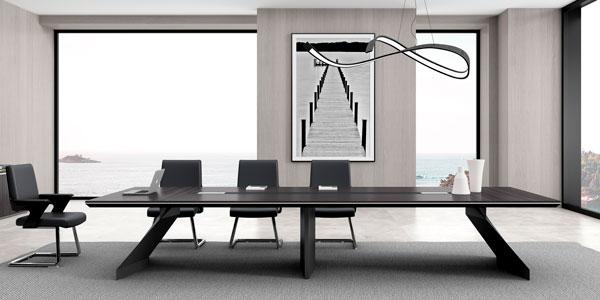 为什么简约办公家具越来越受欢迎?