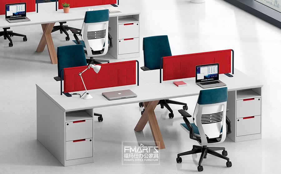 板式职员桌