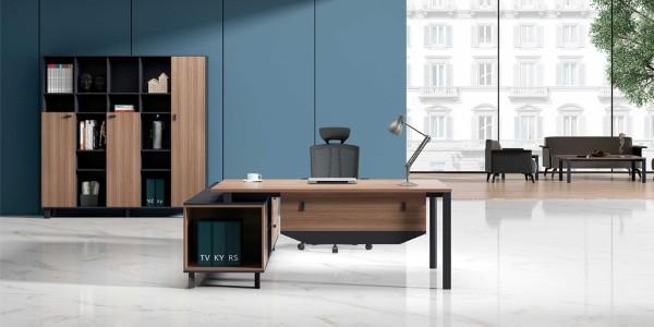 实木板类办公家具的挑选不可以只看材质原料