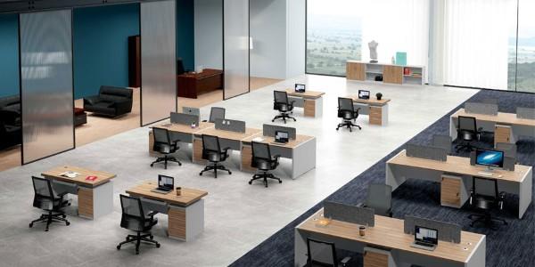 办公家具挑选好彰显公司装修设计高端!