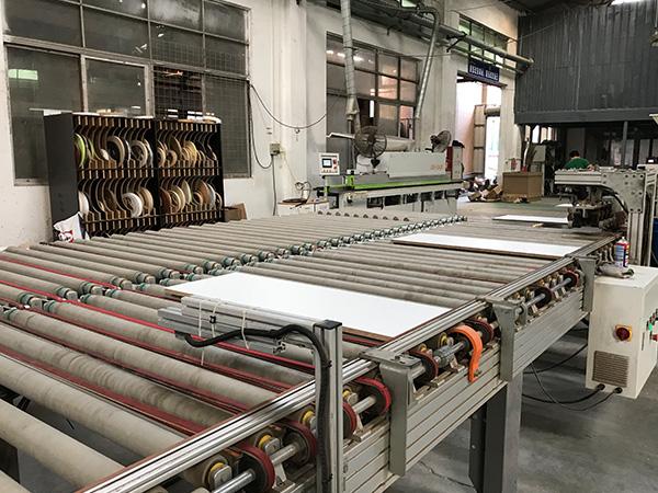 福玛仕工厂设备