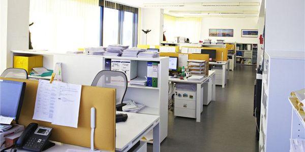 国外办公室家具运用案例欣赏:意大利Beta Trans