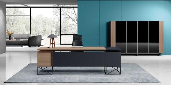 简约多样化风格的现代办公家具