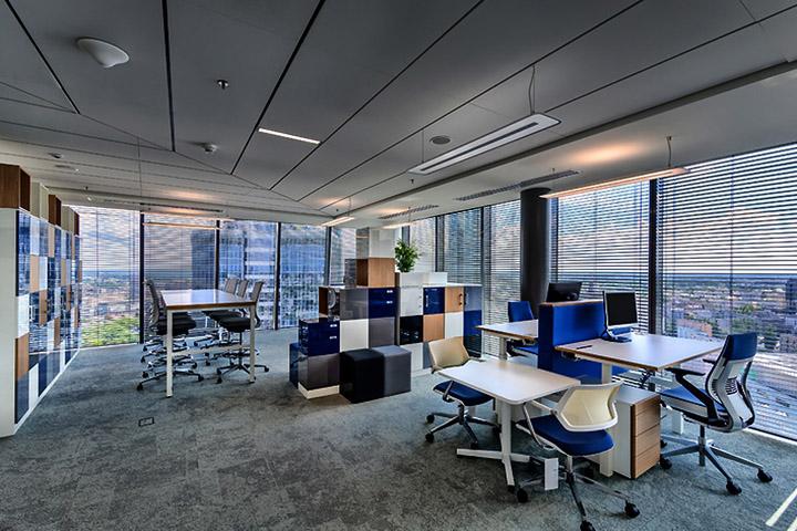 loft办公室案例