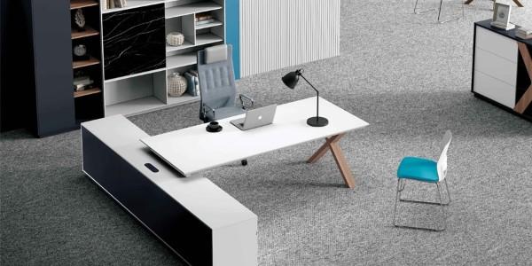 为何这么多的人钟爱于板式办公家具?