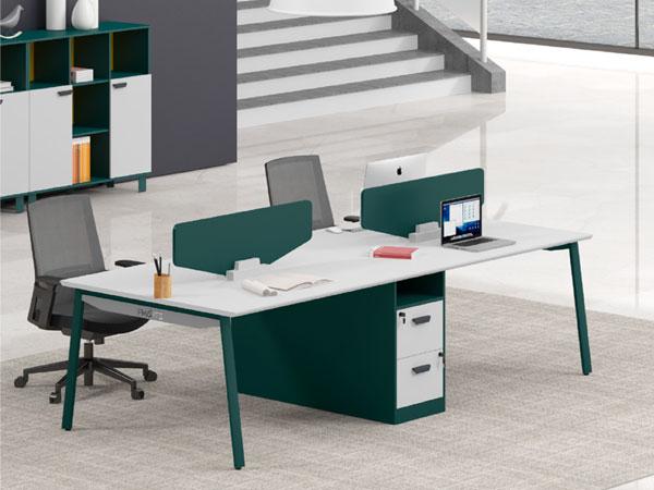 板式员工办公桌