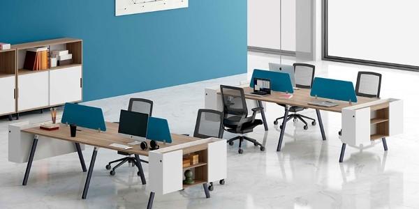 如何设计理想的办公家具布局