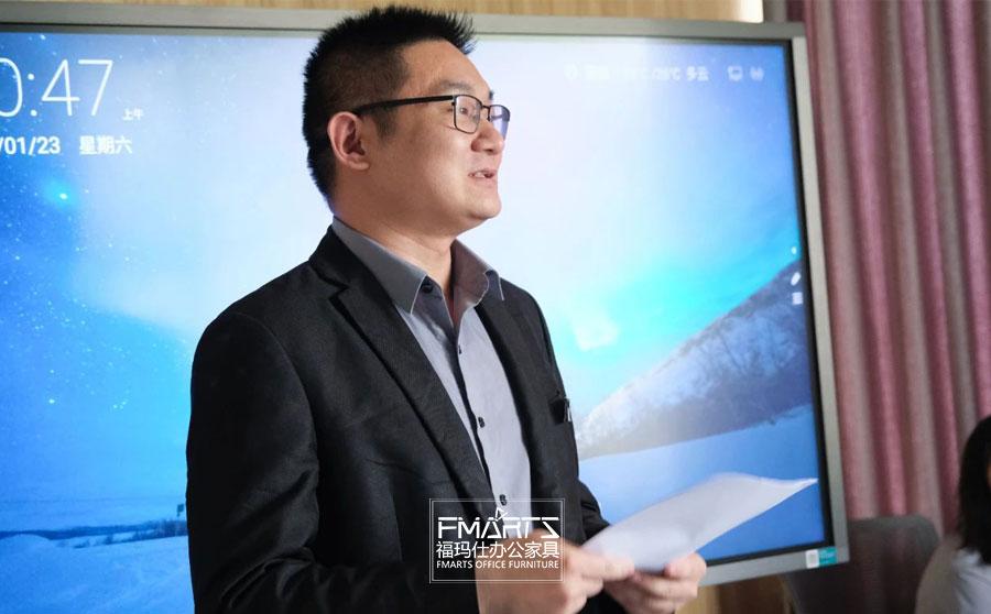 东部战区总监张诗连先生